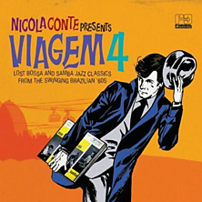 Review of Nicola Conte Presents Viagem 4