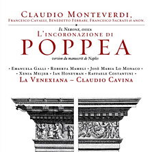 Review of Il Nerone, Ossia L'Incoronazione di Poppea (La Venexiana, Claudio Cavina)