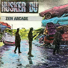 Review of Zen Arcade