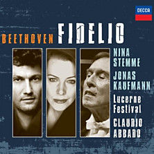 Review of Fidelio (feat. Nina Stemme, Jonas Kaufman; Lucerne Festival Orchestra; conductor: Claudio Abbado)