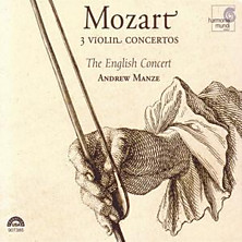 Review of 3 Violin Concertos