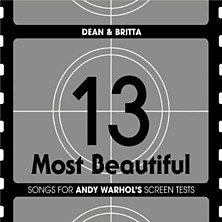 Review of 13 Most Beautiful… Songs for Andy Warhol's Screen Tests