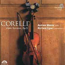 Review of Violin Sonatas Op. 5
