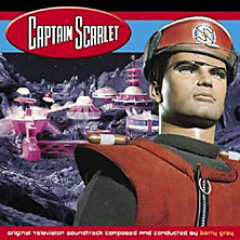 Review of Captain Scarlet, Original Soundtrack