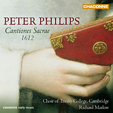 Review of Cantiones Sacrae 1612 (Choir of Trinity College, Cambridge/Richard Marlow)