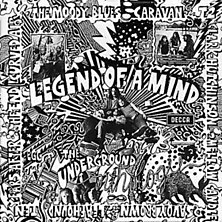 Review of Legend Of A Mind - The Underground Anthology