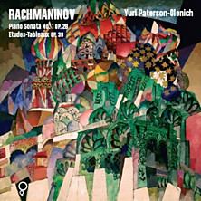 Review of Rachmaninov Piano Sonata No.1 & Etudes-Tableaux Op.39