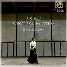 Review of Sonatas and Partitas for Solo Violin (feat. violin: Isabelle Faust)