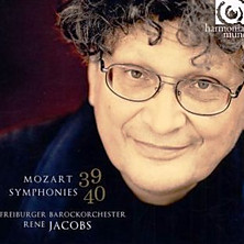 Review of Symphonies Nos. 39 & 40