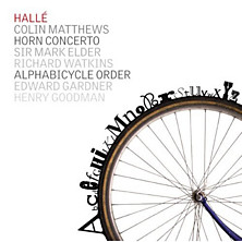 Review of Horn Concerto / Alphabicycle Order