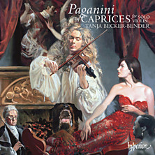 bbc music review of niccolo paganini 24 caprices. Black Bedroom Furniture Sets. Home Design Ideas