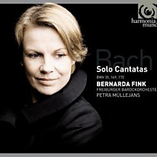 Review of Solo Cantatas