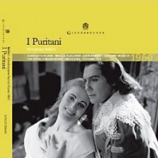 Review of I Puritani (Conductor: Vittorio Gui; The Royal Philharmonic Orchestra; The Glyndebourne Chorus)