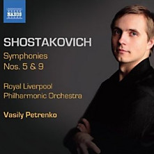 Review of Symphonies 5 & 9 (feat. conductor: Vasily Petrenko; feat. orchestra: Royal Liverpool Philharmonic)