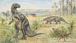 A group of bird-hipped dinosaurs from England during the Lower Cretaceous Period