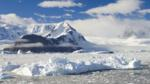 The Gerlache Strait, Antarctic peninsula