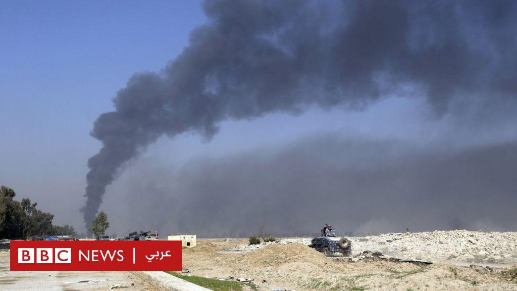 القوات العراقية تبدأ هجومها على غرب الموصل - BBC Arabic