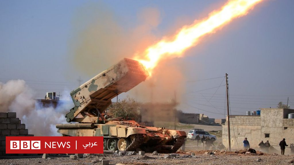 عملية استعادة الموصل: القوات العراقية تحصن مواقعها في مطار المدينة - BBC Arabic