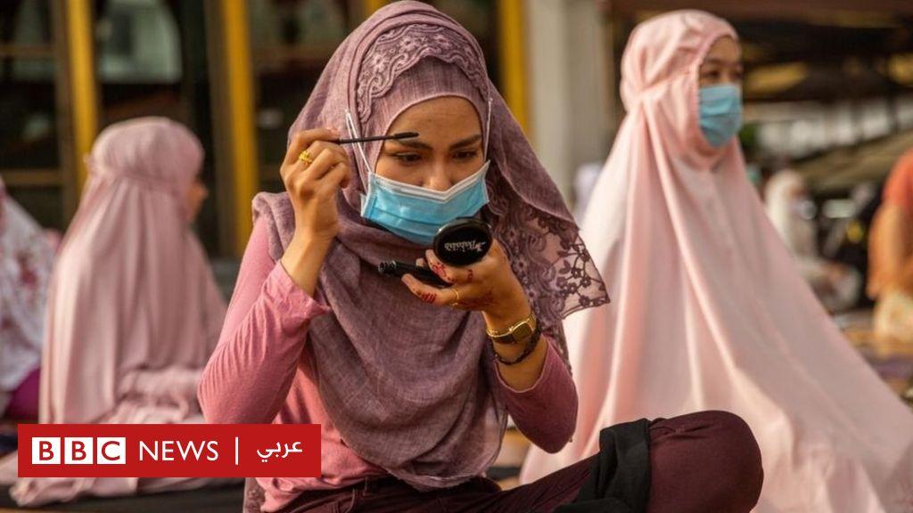عيد الفطر: المسلمون حول العالم يحتفلون رغم كورونا