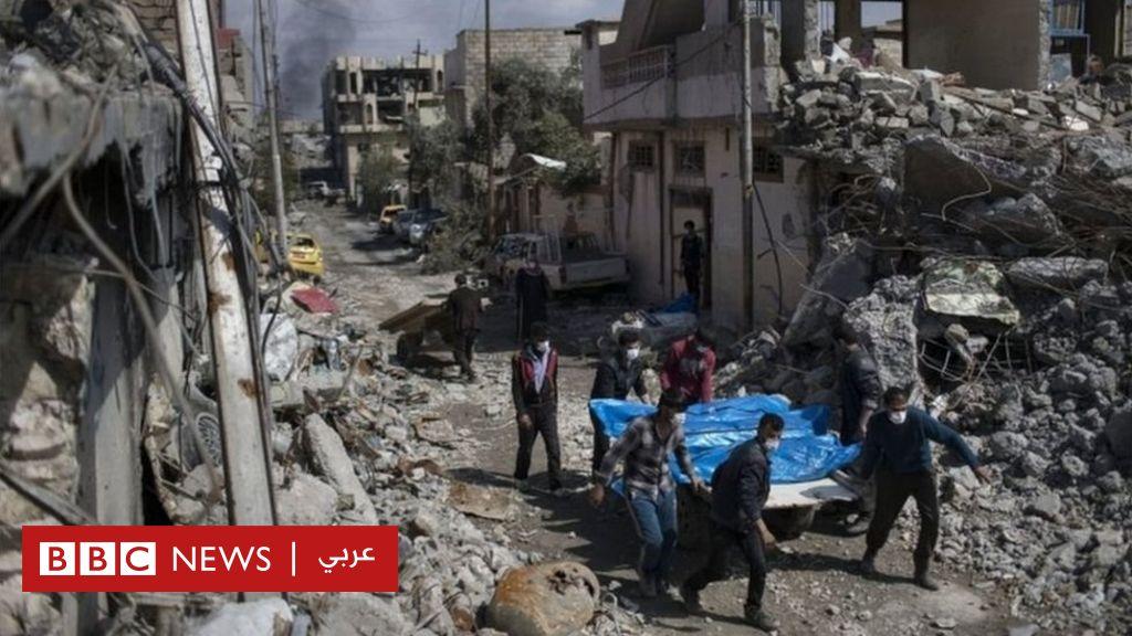 معركة الموصل : الأمم المتحدة تخشى من احتمال مقتل 200 شخص في غارة على المدينة - BBC Arabic