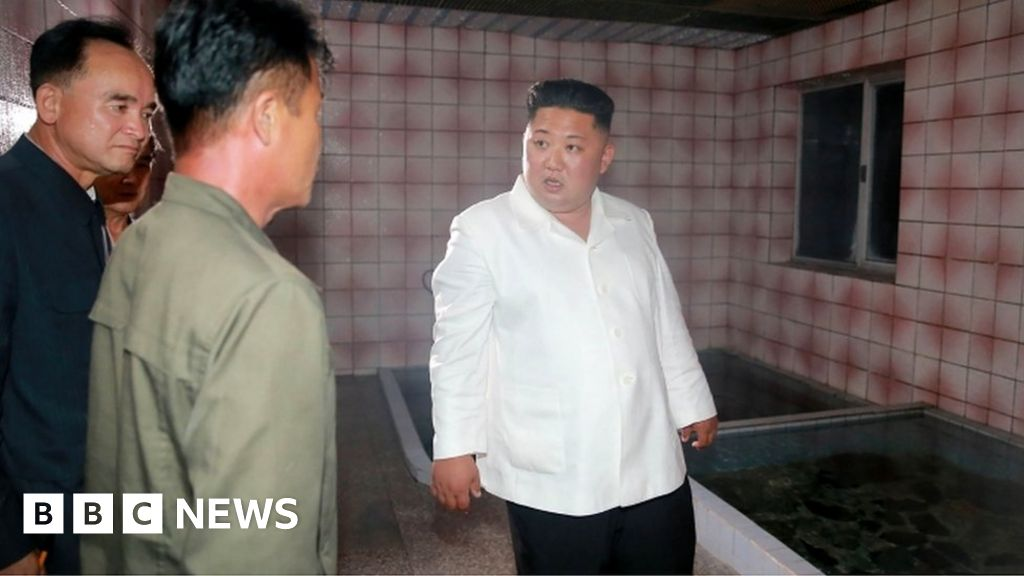 North Korean leader Kim Jong-un has launched an unusual barrage of criticism at the country's economy, with state media saying he's