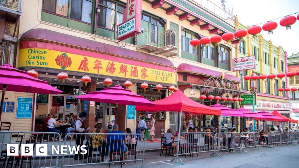 Covid-19: Chinatowns fighting racism and pandemic to survive