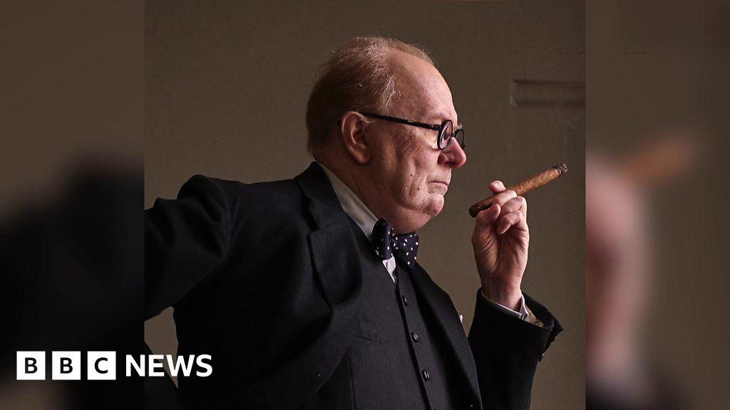 Darkest Hour: Gary Oldman's transformation into Churchill