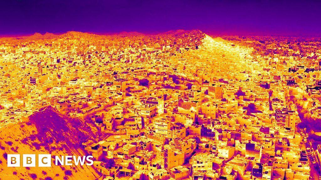 Pakistan: How to cool Karachi as temperatures rise