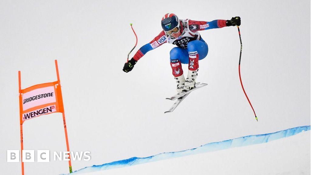 Coronavirus: British tourist blamed for Lauberhorn ski race cancellation