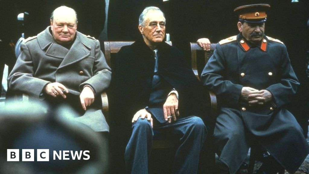 Yalta: World War Two summit that reshaped the world