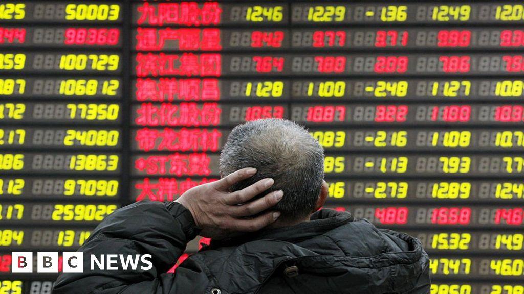 Asia stocks drop as slowdown fears rattle investors
