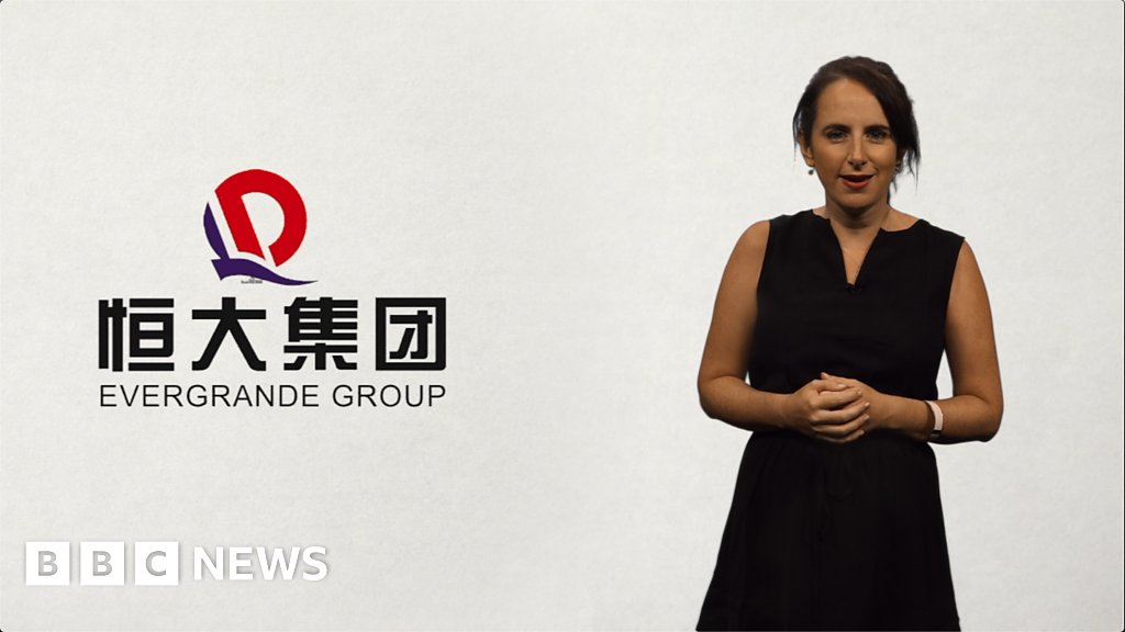China Evergrande: What the company's debt crisis means for the world