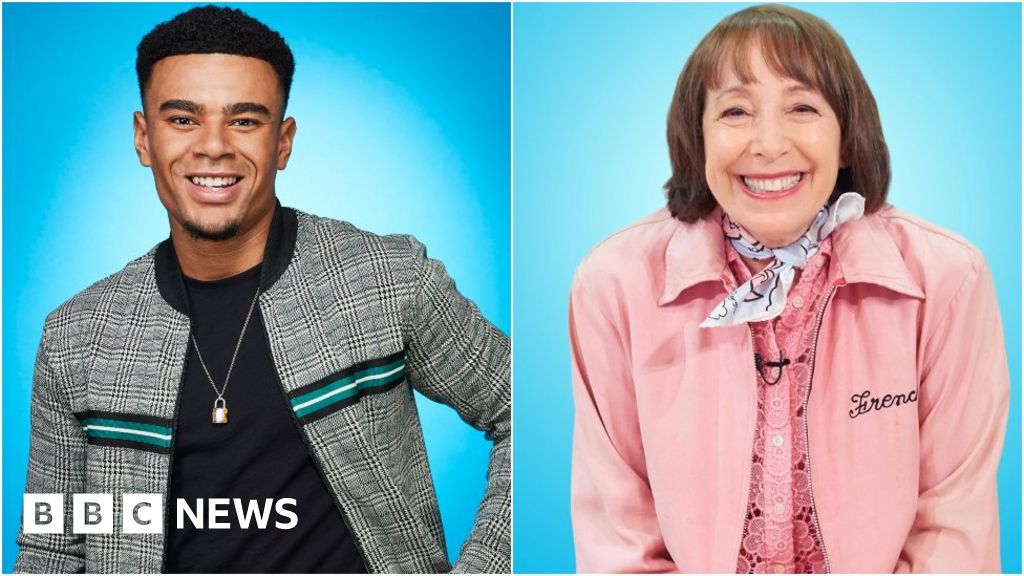 Love Island's Wes and Grease star Didi Con join Dancing on Ice