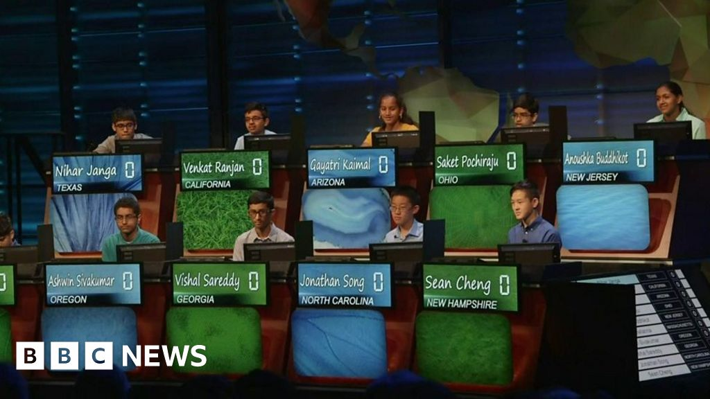 US students face off in National Geographic Bee