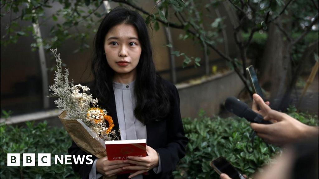 #MeToo: China court dismisses landmark sex harassment case