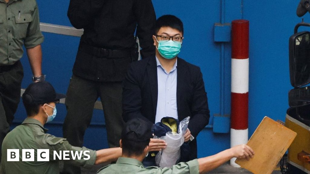 Hong Kong activists: 15 of 47 granted bail but remain detained pending appeal