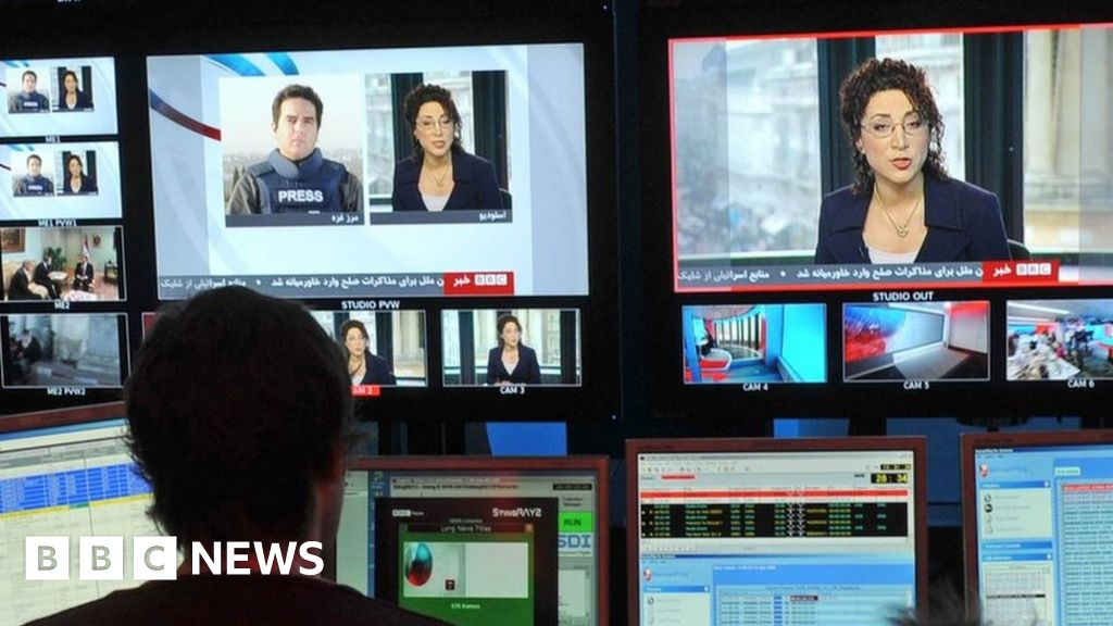 BBC appeals to UN over Iran's harassment of Persian service staff