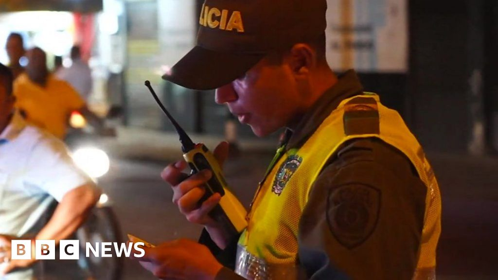 Colombia's battle with cocaine traffickers