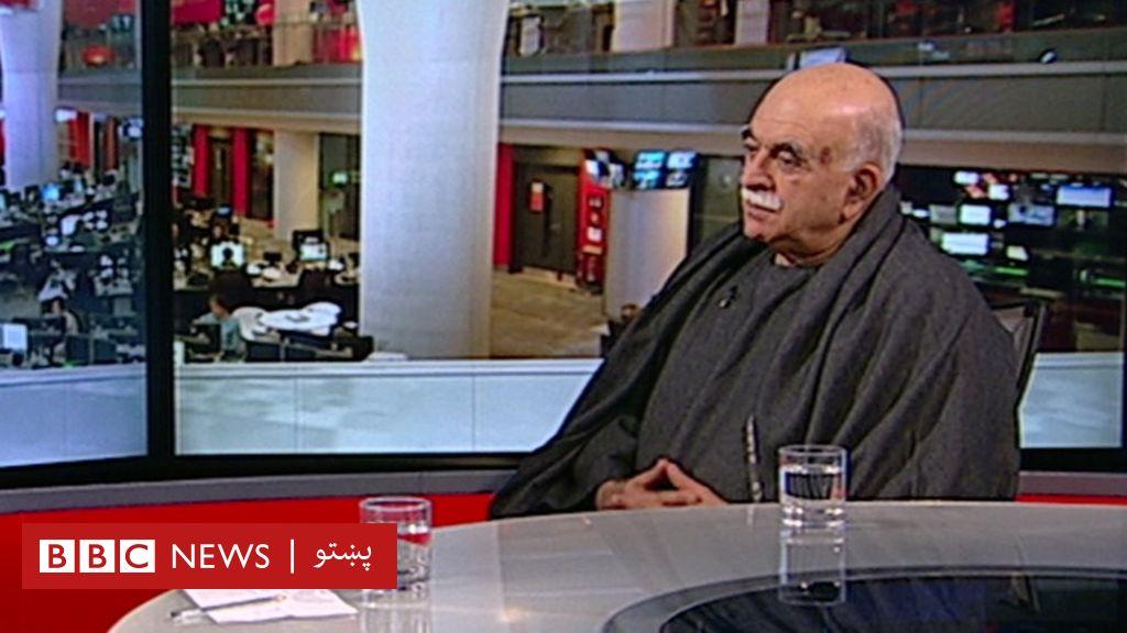 ''که پاکستان د افغانستان ملي حاکمیت ومني، د افغانستان ۷۰ فیصده شخړې کراریږي''