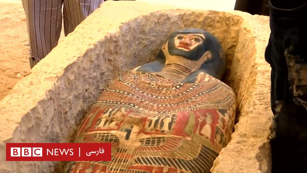 باز شدن دالانهای هرم ۴ هزار و ۵۰۰ ساله مصر به روی