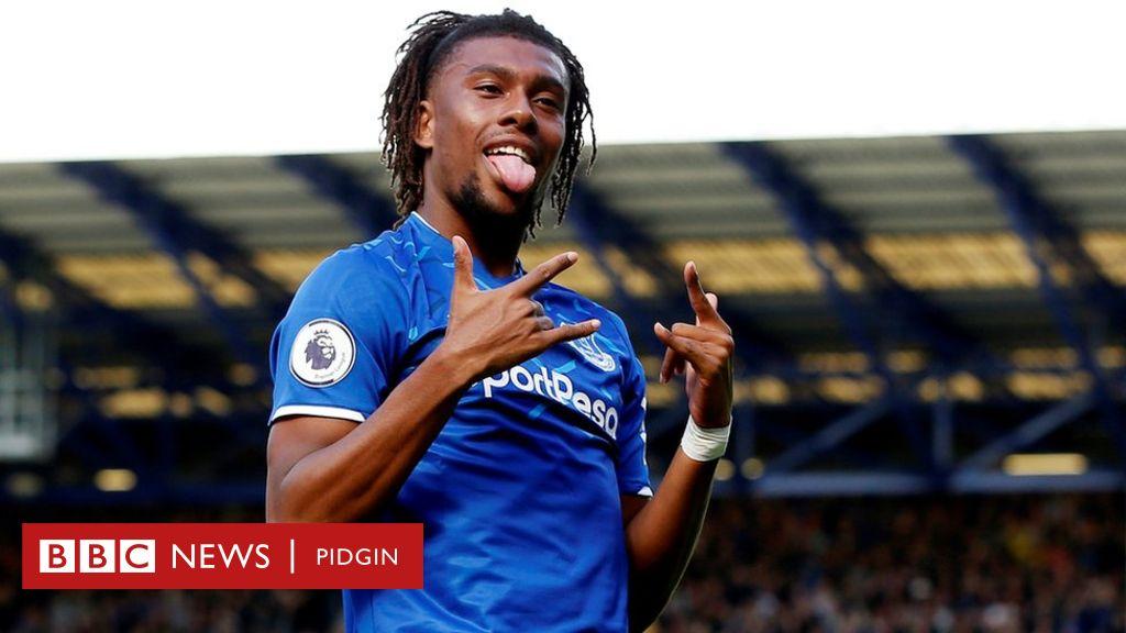 Everton v Wolves: Iwobi tear net again as Everton win 3-2 ...