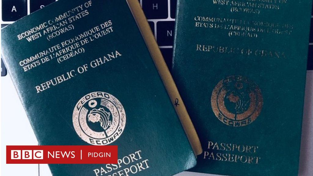 South Africa dash visa-free status to Ghana pipo - BBC News Pidgin