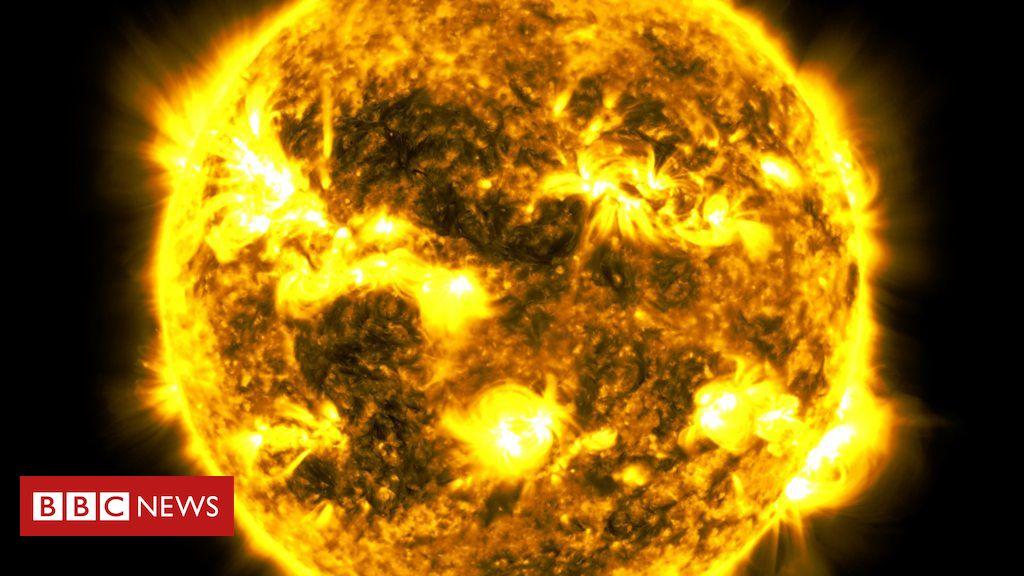 Vídeo da Nasa mostra uma década do Sol em menos de 2 minutos; veja
