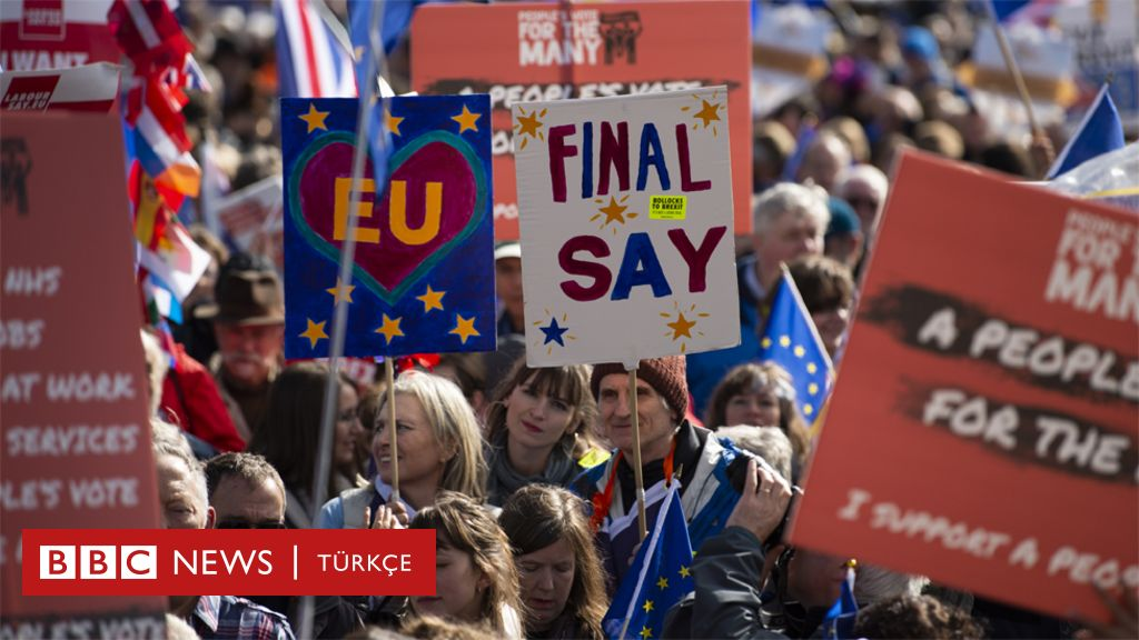 İşçi Partisi: Brexit için 2. referandum dahil 'tüm seçenekler masada'