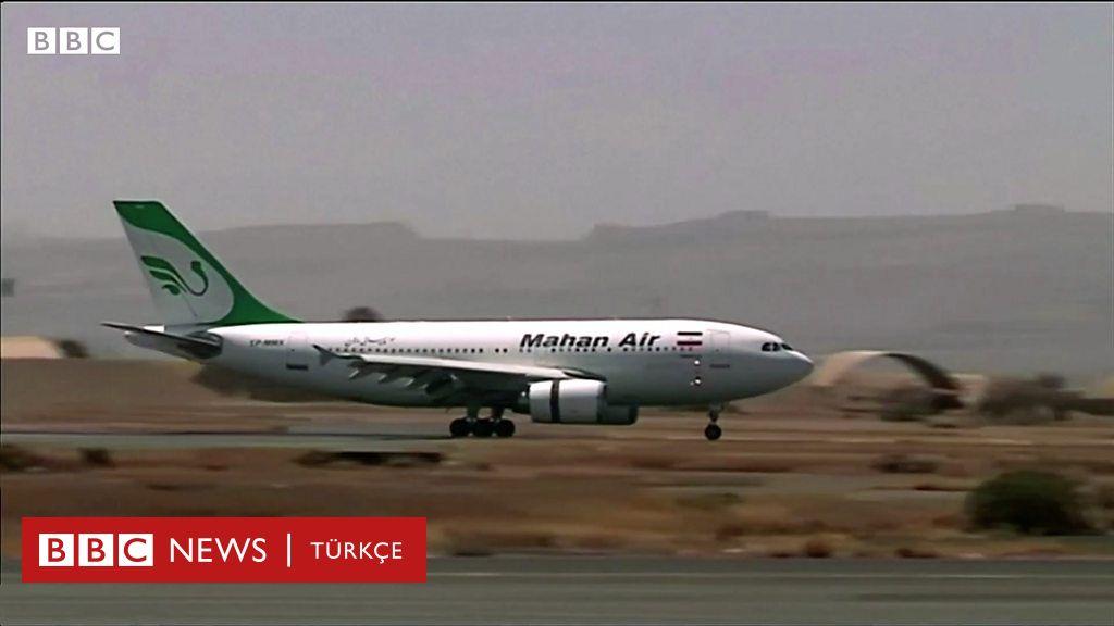 İran basını: ABD savaş uçağı İran yolcu uçağını taciz etti