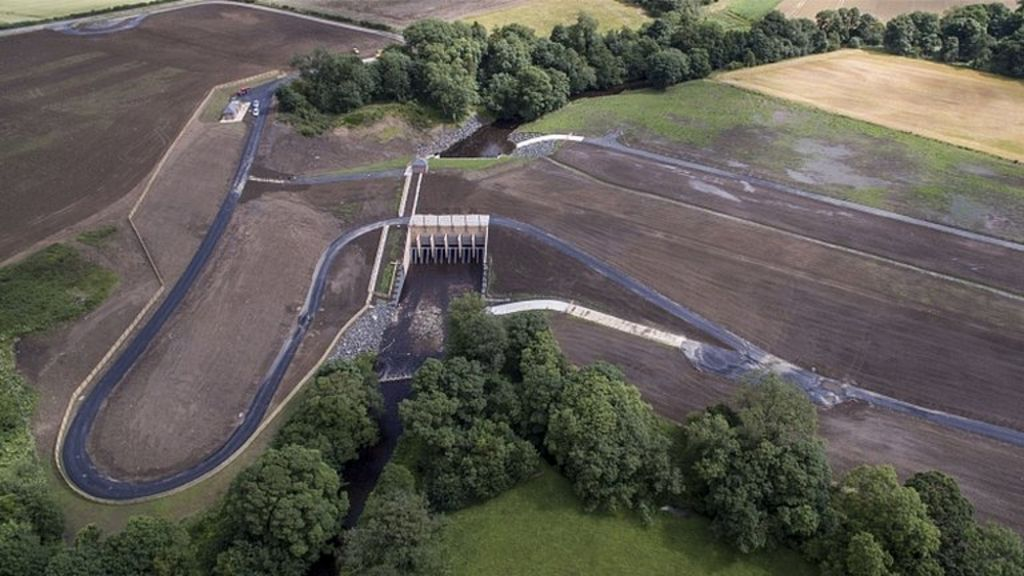 flood alleviation scheme in melton country Jksl hired for remediation and supervision for river aire flood alleviation scheme leeds and we did river flood defence schemes in the country melton street.
