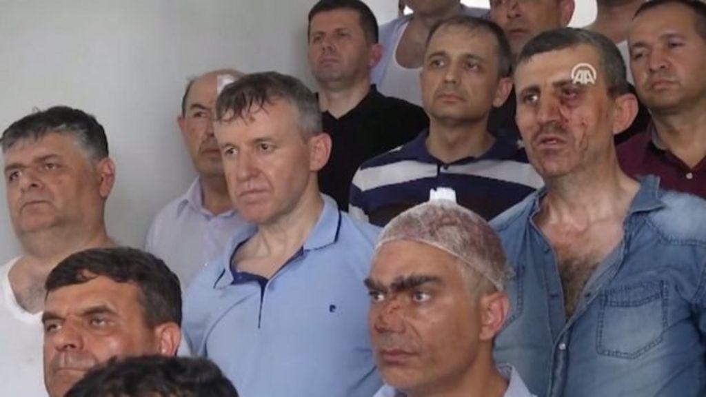 وصول محقق مستقل تابع للأمم المتحدة للتحقيق بمزاعم تعذيب في تركيا - BBC Arabic