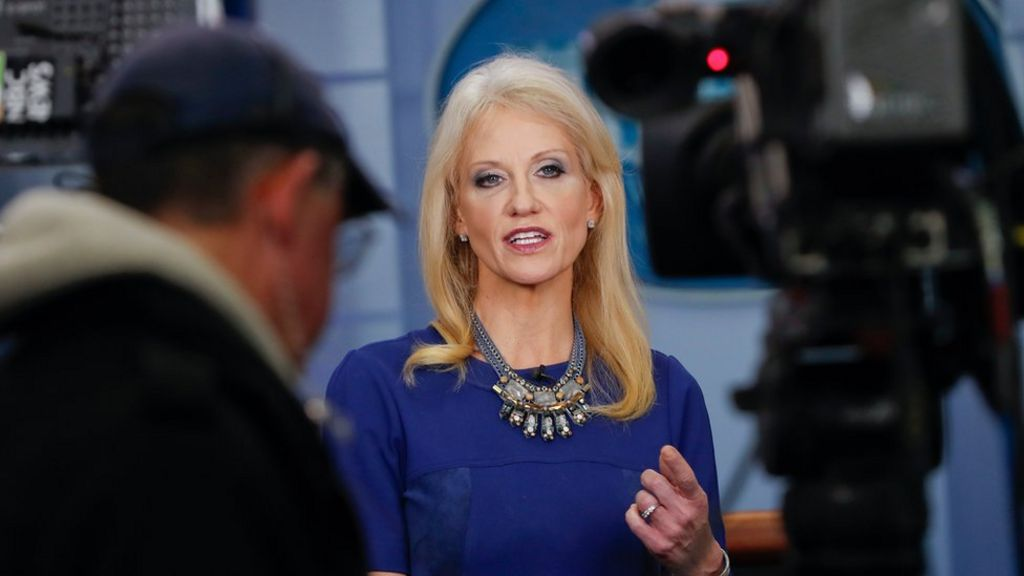Kellyanne Conway: Call for ethics inquiry over Ivanka Trump promotion