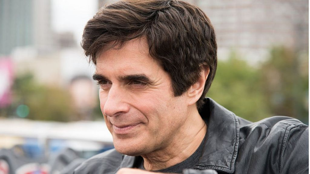 David copperfield not liable for injury