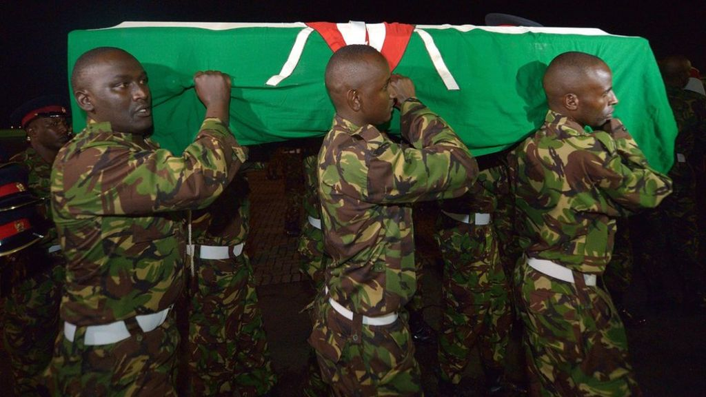 Kenya troops 'pull out of Somalia bases'